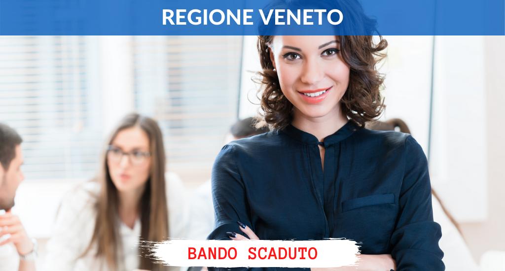 Regione Veneto – Il Veneto delle Donne (Linea 2)