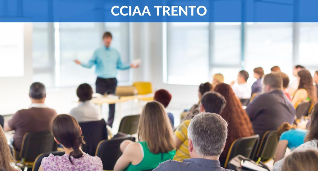 CCIAA Trento – Bando Formazione lavoro 2020