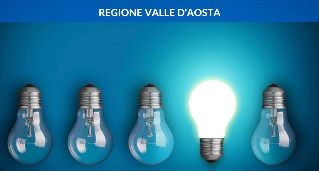 Regione Valle d'Aosta – Bando ricerca e innovazione