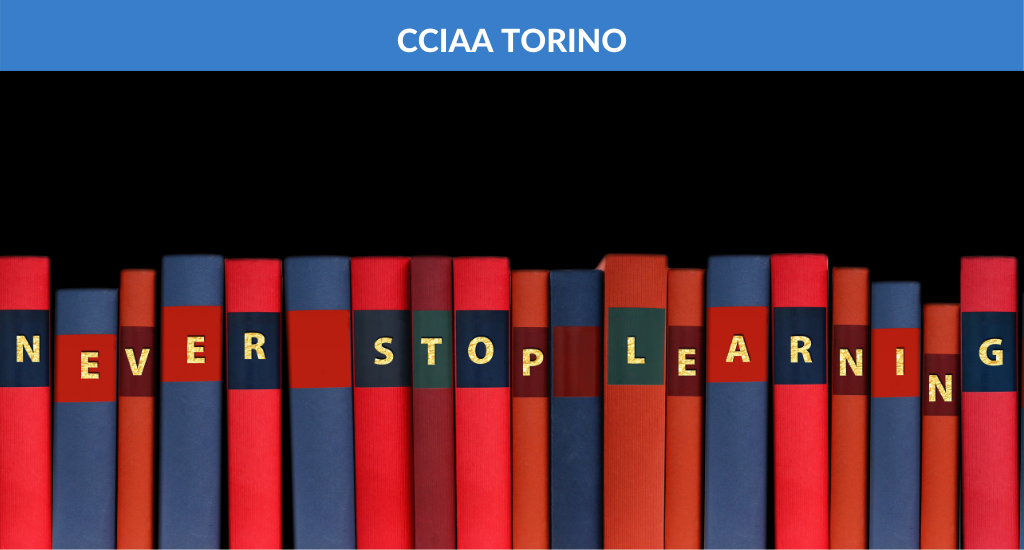 CCIAA di Torino. Bando voucher per la formazione del personale aziendale
