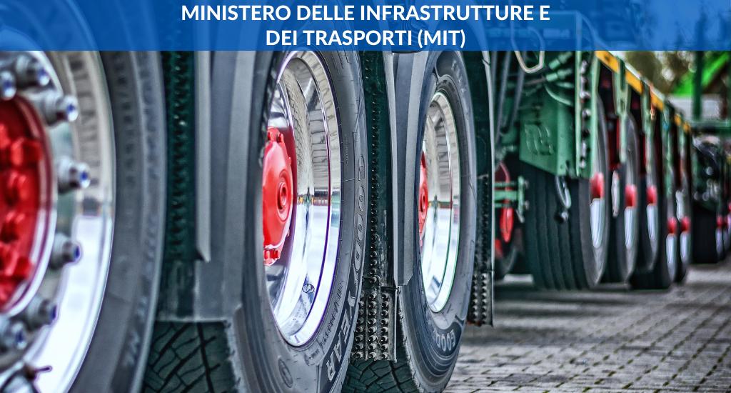 Ministero delle Infrastrutture e dei Trasporti. Bando l'Autotrasporto SIcura.