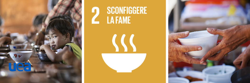Goal 2 | Agenda 2030 ONU | Sconfiggere la fame