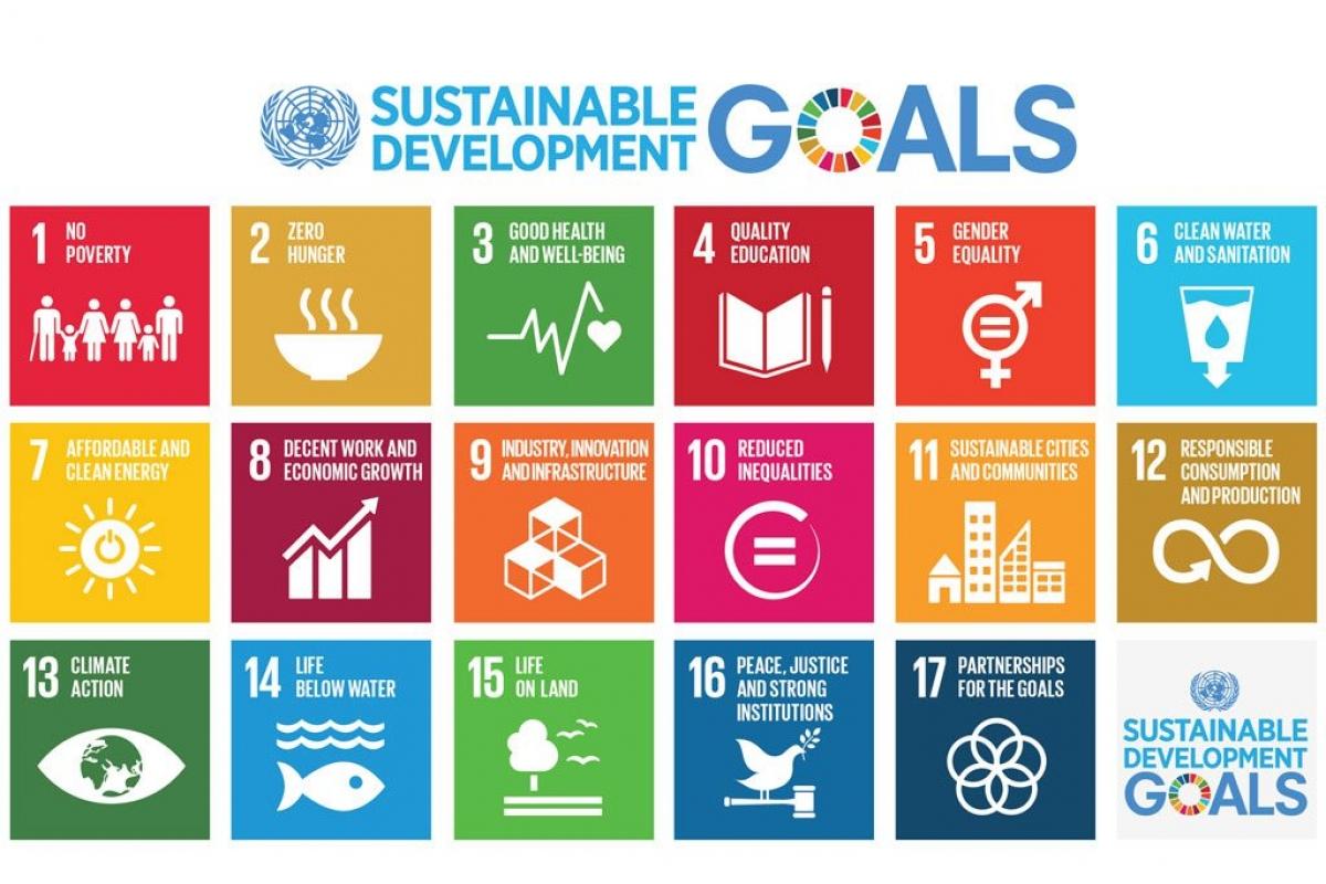 Goal 1, Goal 2, Goal 3, Goal 4, Goal 5, Goal 6, Goal 7, Goal 8, Goal 9, Goal 10, Goal 11, Goal 12, Goal 13, Goal 14, Goal 15, Goal 15 | Agenda 2030 ONU