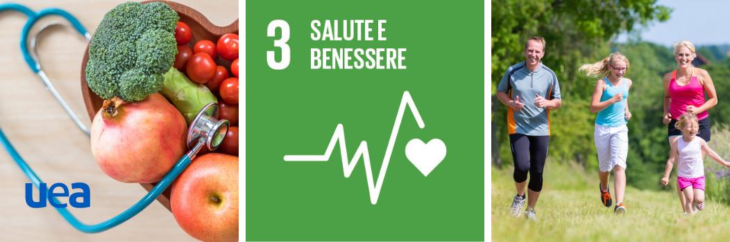 Agenda 2030 – Azioni per assicurare salute e il benessere