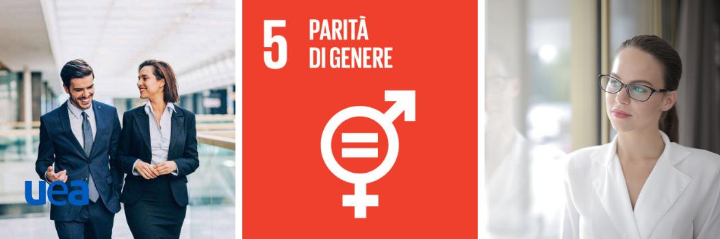 Agenda 2030 – Azioni per raggiungere l'uguaglianza di genere e l'empowerment di donne e ragazze