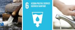 Agenda 2030 – Azioni per garantire acqua e servizi igienico sanitari