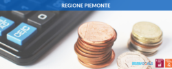 Regione Piemonte. Finanziamento a sostegno delle micro e PMI a seguito dell'emergenza Covid-19