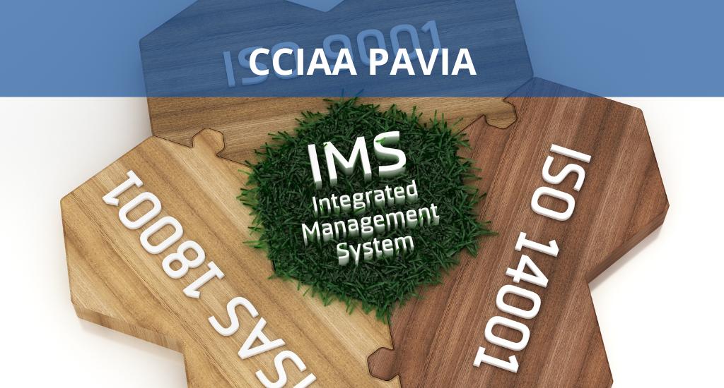 CCIAA Pavia, finanziamento Sistema di Gestione Integrato