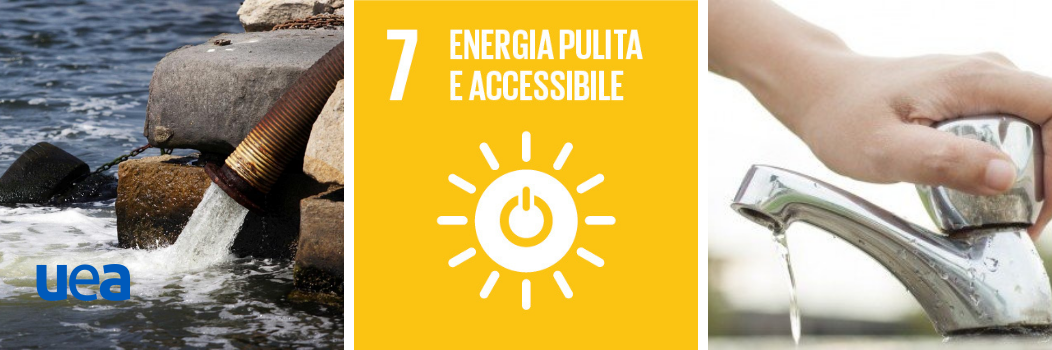 Goal 7 | Agenda ONU 2030 ONU | Energia pulita e accessibile