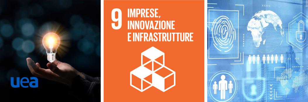Goal 9 | Agenda ONU 2030 ONU | Imprese, innovazione e infrastrutture