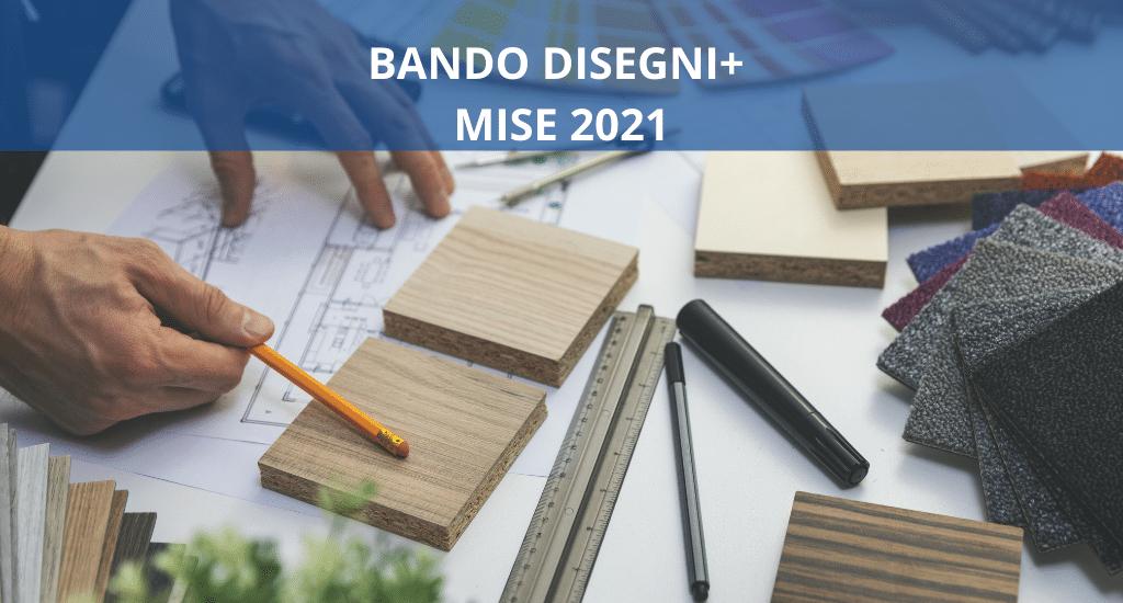 Bando Disegni+ 2021