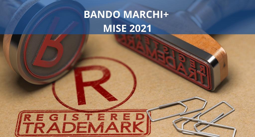 Bando Marchi+ Mise 2021
