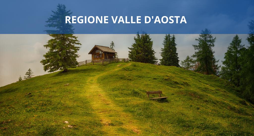 Valle d'Aosta, finanziamento per attività turistico-ricettive e rifugi alpini