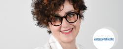 Nunzia Giunta, AD e Co-founder Uomo & Ambiente S.r.l. Società Benefit